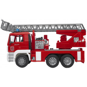 Bruder 02771 - Fire truck lights