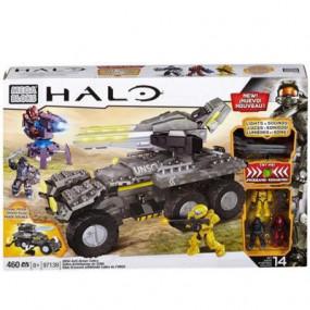 Halo UNSC Anti-Armor Cobra carro armato Mega Bloks