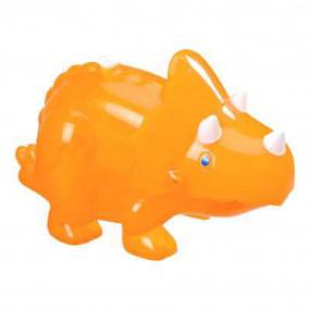 Aqua dino triceratopo