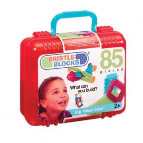 Bristle Blocks valigetta 85 pezzi