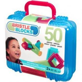 Bristle Blocks valigetta 50 pezzi
