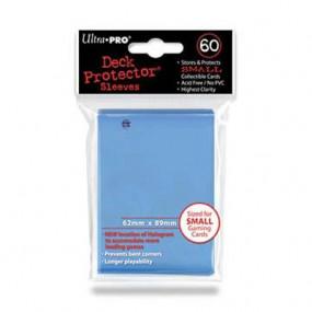 Busta 60 proteggi carte azzurro