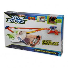 Spinshotz pista centrifuga Hot Wheels