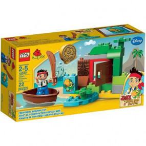 10512 Lego Duplo Jake e i Pirati - La Caccia Al Tesoro Di Jake