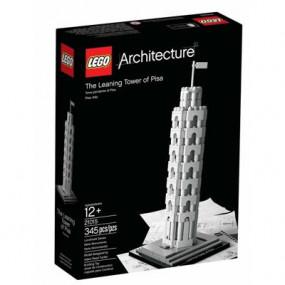 21015 Lego Architecture - Torre di Pisa 12+