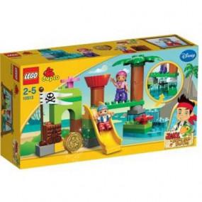 10513 Lego Duplo Jake e i Pirati - Il nascondiglio dell'isola