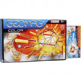 Geomag bundle color 120 pezzi+panels 22 pezzi