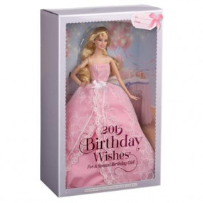 Barbie Collector Birthday Wishes CFG03