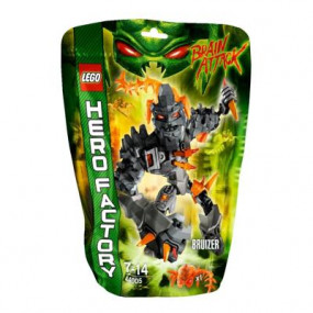 44005 Lego Hero Factory Bruizer 7-14 anni