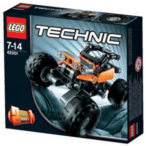 42001 Lego Technic Mini Fuoristrada 7-14 anni