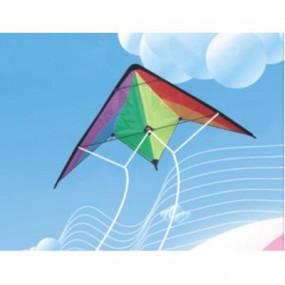 Aquilone Delta Acrobatico con coda