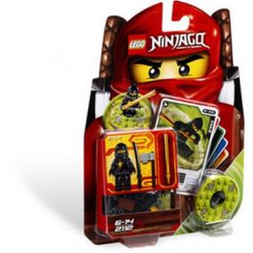 2112 Lego Ninjago Cole