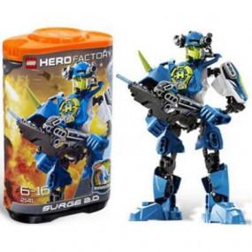 2067 Lego Hero Factory Evo 2.0 6-16 anni