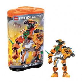 2068 Lego Hero Factory Nex 2.0 6-16 anni