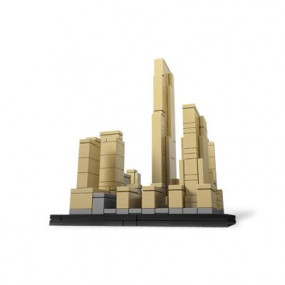 21007 Lego Architecture ROCKEFELLER PLAZA