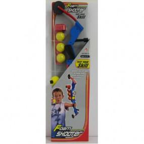 Arco giocattolo con palline