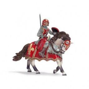 Cavaliere a cavallo con spada: Giglio Schleich
