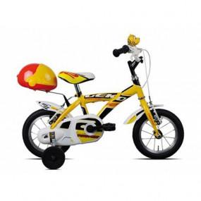 Bicicletta 690 Geko ntb12 1V gialla