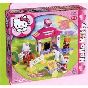 La scuderia di Hello Kitty