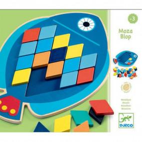 Mosaico puzzle Blop