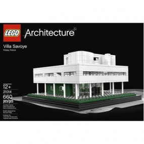 21014 Lego Architecture - Villa Savoye 12+