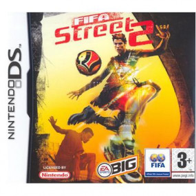 Fifa Street 2 Special Price Ds