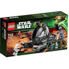 "75015 Lego Star Wars ""Corporate Alliance Tank Droid"" 7-12 anni"