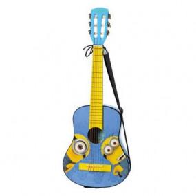 Chitarra acustica in legno Minions