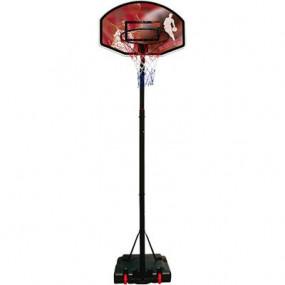 Basket con asta regolabile