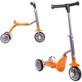 Monopattino e triciclo 2in2