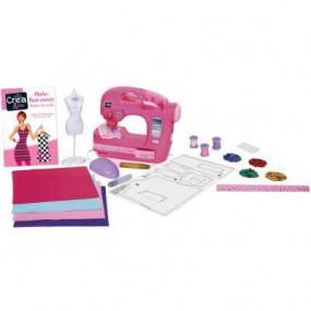 Atelier stilista con macchina da cucire
