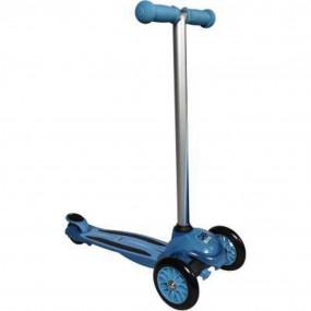 Monopattino 3 ruote turchese
