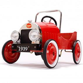 Auto a pedali classic rouge Baghera