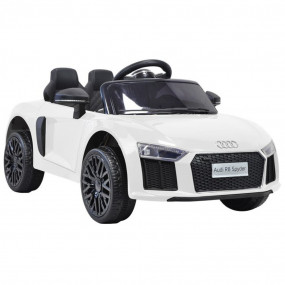 Audi elettrica cavalcabile giocattolo r/c