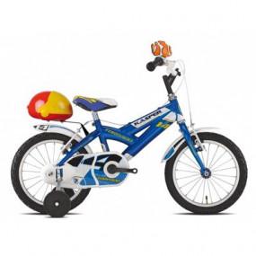 Bicicletta bimbo 680 Kasper mtb14 1v blu