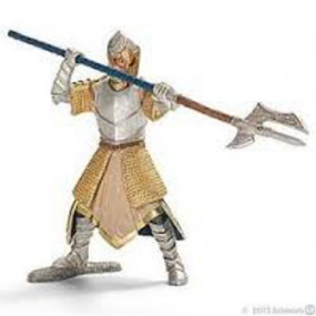 Cavaliere grifone con alabarda 70113