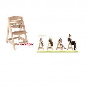 Seggiolone sit up 3