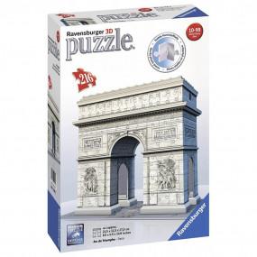 Arco di Trionfo puzzle 3d