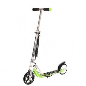 Hudora Monopattino Big Wheel verde 180