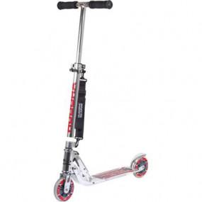 Hudora Monopattino Big Wheel argento 125