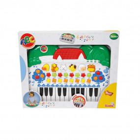 Abc animal tastiera