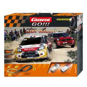Carrera GO!!! Pista Just Rally