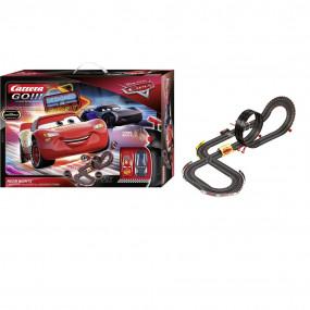 Carrera Go Neon Nights Cars pista giocattolo