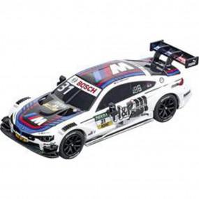 """Carrera Slot Bmw M4 Dtm """"T. Blomqvist, No. 31"""" Carrera Go"""