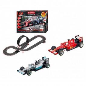 Pista carrera go plus flying lap Ferrari