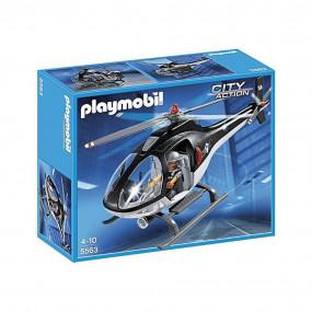 Elicottero Squadra Speciale Playmobil 5563