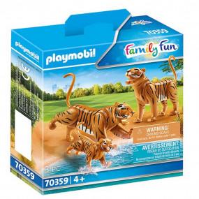 Famiglia di tigri (70359)