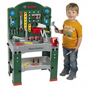 Bosch banco lavoro giocattolo grande