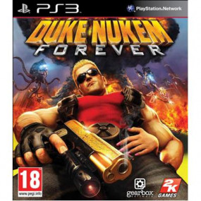 Duke Nukem Forever Playstation 3