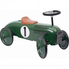 Auto cavalcabile verde n.1